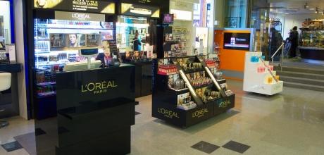L'Oréal Paris, cosmetics brand